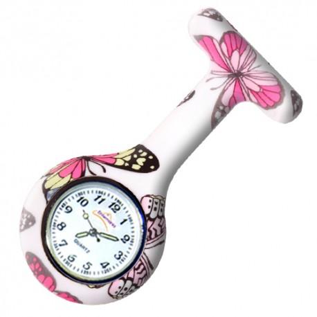 Reloj silicona Enfermania - Butterfly