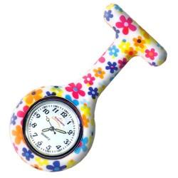 Reloj silicona Enfermania - ColorFlower