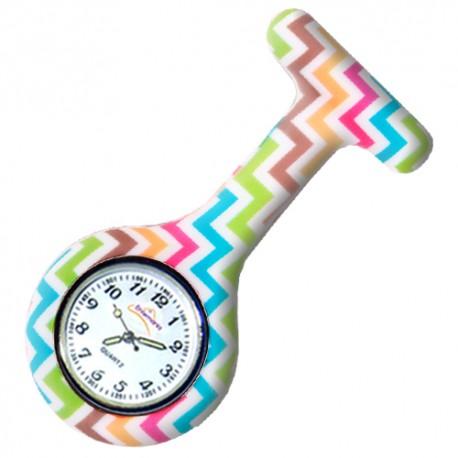 Reloj silicona Enfermania - ZigZag