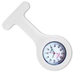 Nurses silicone Watch - White