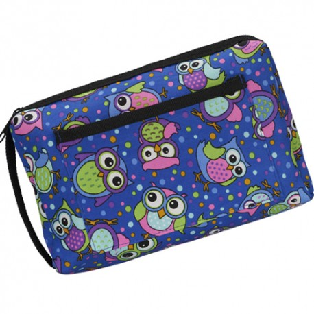 Carrying case multi - purpose- Owls -...