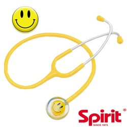 Stethoscope bubble - Smiley