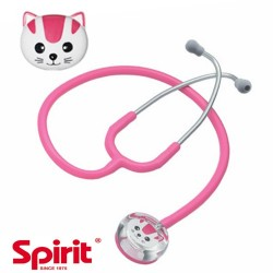 Stethoscope bubble - Kitty