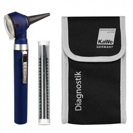 Otoscope KaWe Fiber Optic + LED -...