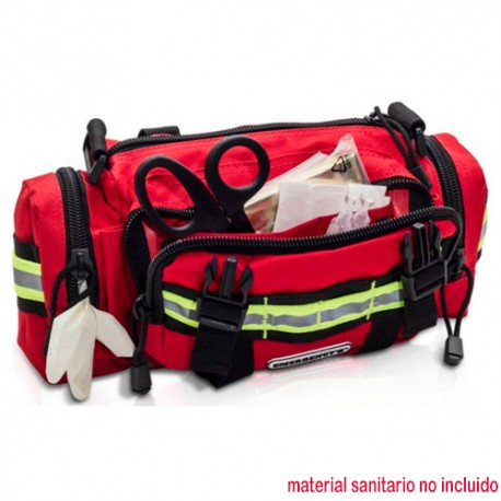 Riñonera/Bandolera Emergencias - Rojo