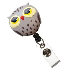 Retractable Deluxe - Owl