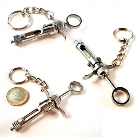 Keychain Miniature - Dental Syringe