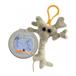 Keychain Giantmicrobe - Neuron