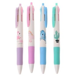 Ballpoint pen 4 colors -...