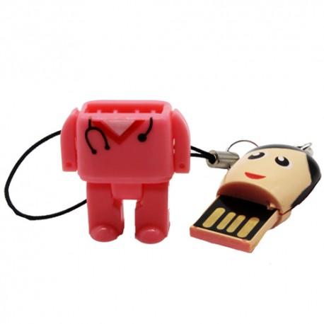 USB Mini-Pendrive 32GB -  Patty