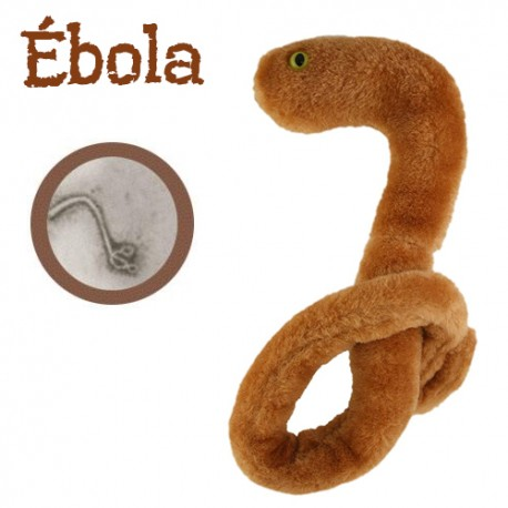 GiantMicrobes (peluche) - Ebola