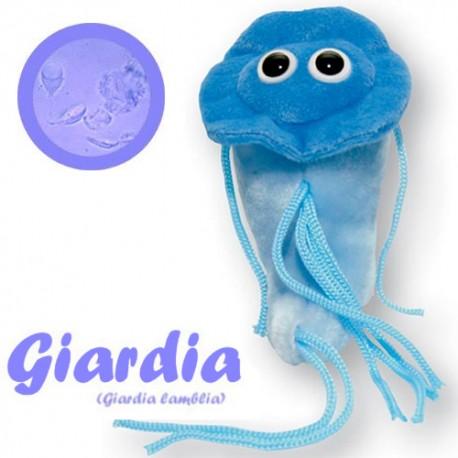 Microbe Giant teddy - Giardia Lamblia