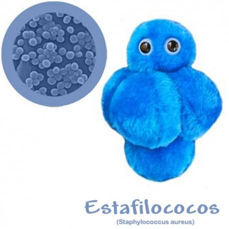 GiantMicrobes (peluche) - Staphylococcus Aureus