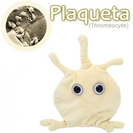 Microbe Giant teddy - Thrombocyte...