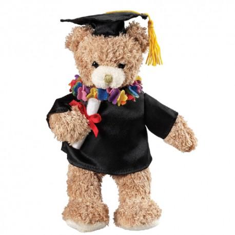 Teddy Bear Stuffed Animal Graduate