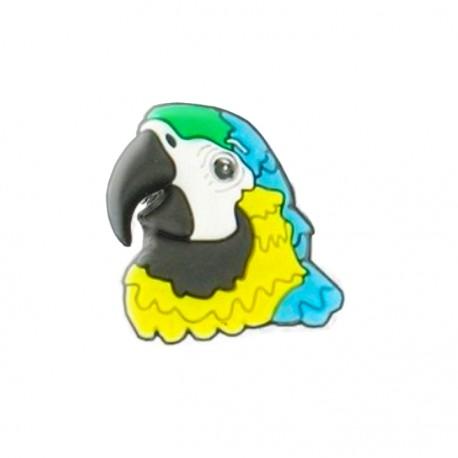 Button - Parrot
