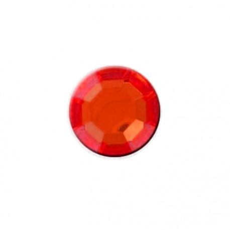 Button - Diamond Red