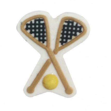 Button - Lacrosse