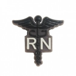 Button - Caduceus Nursing