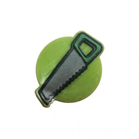 Boton decorativo para zuecos
