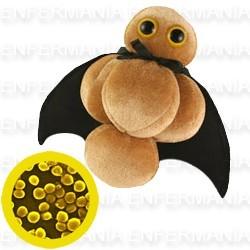Microbio Gigante de peluche - SARM