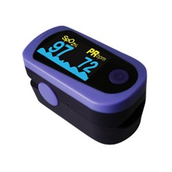 Pulse-Oximeter Choicemmed MD300C23 ' violet