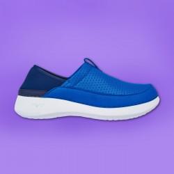 Feel Flex blue sneakers