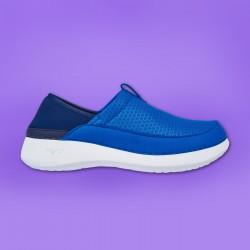 Feel Flex medium blue sneakers