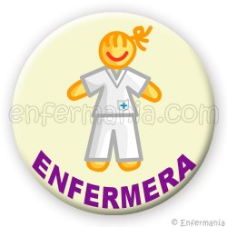Chapa Enfermeira