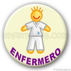Chapa Enfermero