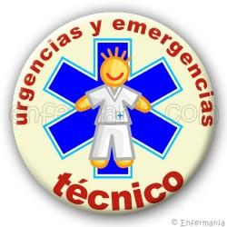 Chapa ambulância