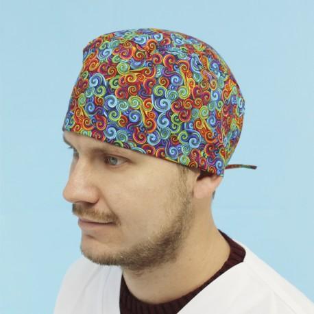 Short Hair Surgical Cap - ColorGear