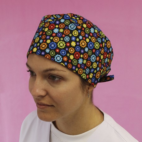 Short Hair Surgical Cap - ColorGear