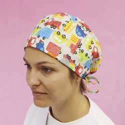 Gorro casquete - Traffic
