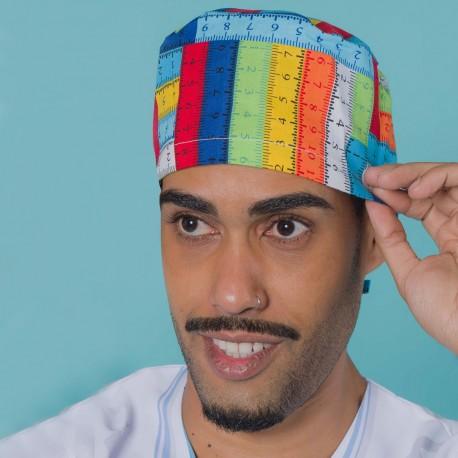 Short hair surgical  cap - Colorimeter