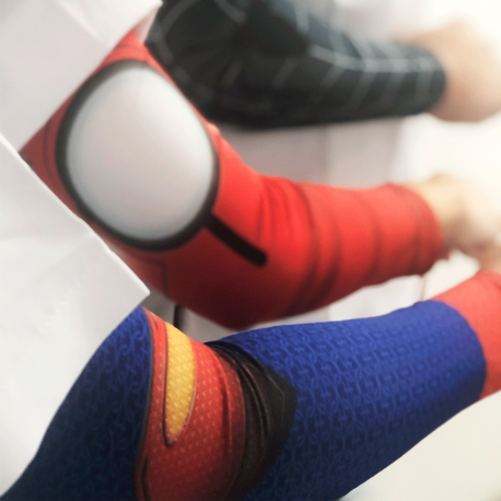 Mangas Superheroes