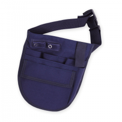 Organizer with belt, navy blue