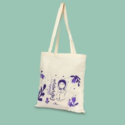Tote bag Nightingale's...