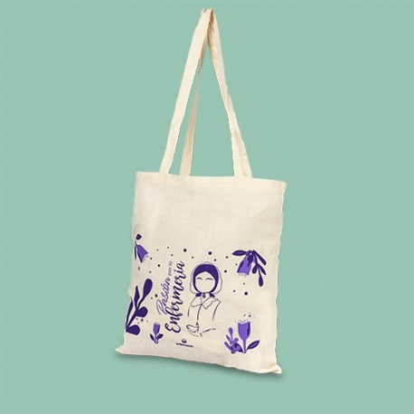 Tote bag Nightingale's Aniversary