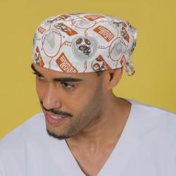 Short hair surgical cap - BB-8