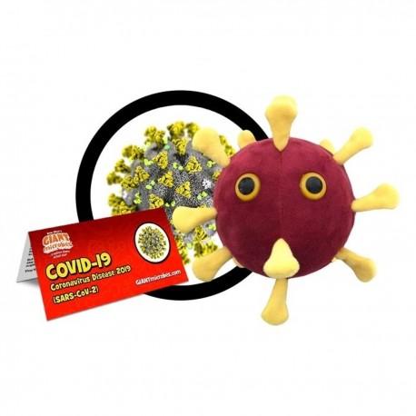Microbe Giant Stuffed toy- COVID-19
