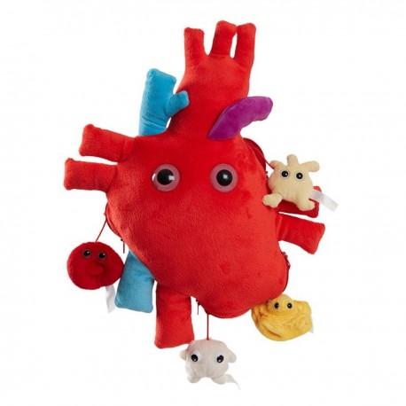 Giantmicrobes - Stuffed Heart XL
