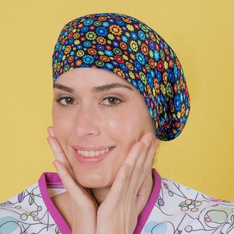 Long Hair Surgical Cap - ColorGear