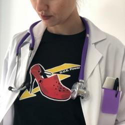 "Camiseta mujer ""DUE Power""..."