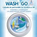 Zueco Piel Lavable Wash'Go -  News