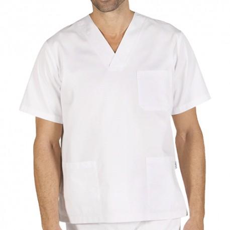 V-Neck classic uniform top  GARYS