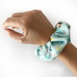Aqua Nurse care Scrunchie