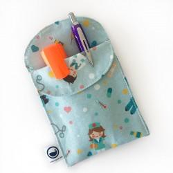 Aqua Nurse Care Pocket Cover