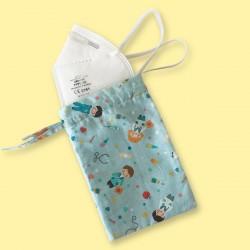 Aqua Nurse care Fabric All...