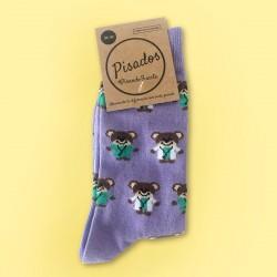 Calcetines estampados - Koala